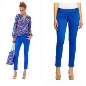 Lilly Putlizer Worth Skinny Mini Sateen Jeans 2